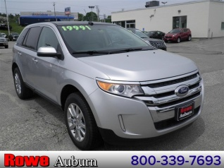Ford Edge Sel Fwd For Sale In Auburn Me