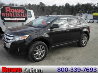 Ford Edge Limited Awd For Sale In Auburn Me