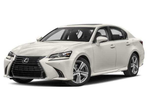 2018 Lexus GS GS 350