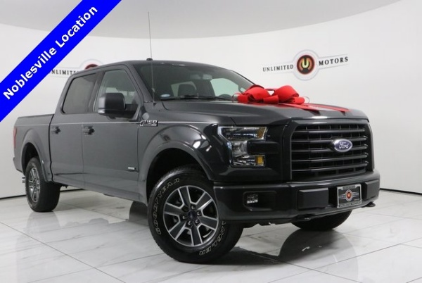 2016 Ford F-150 in Noblesville, IN
