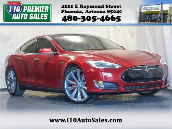 2014 Tesla Model S in Phoenix, AZ