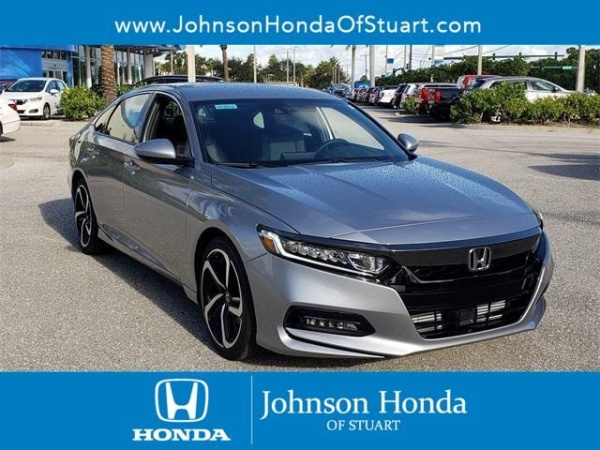 2020 Honda Accord in Stuart, FL