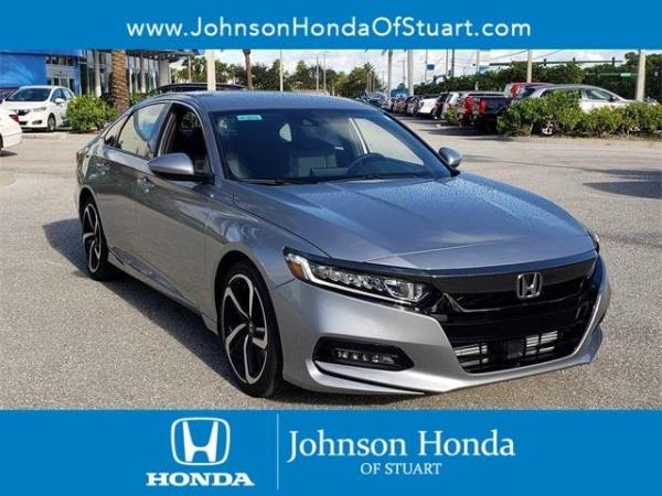 2020 Honda Accord in Stuart, FL
