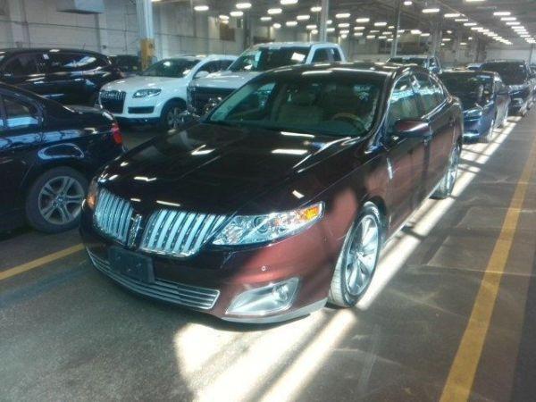 2012 Lincoln MKS