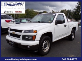 2017 Chevrolet Colorado Work Truck Regular Cab Standard Bed 2wd For In Waron Va