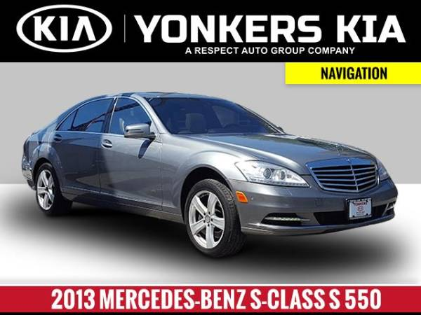 2013 Mercedes-Benz S-Class in Yonkers, NY