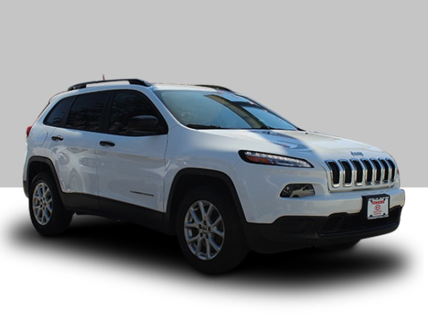 2016 Jeep Cherokee in Yonkers, NY