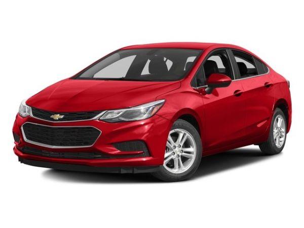 2017 Chevrolet Cruze in Elgin, IL