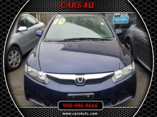Charming Used 2010 Honda Civic LX Sedan Automatic For Sale In Linden, NJ