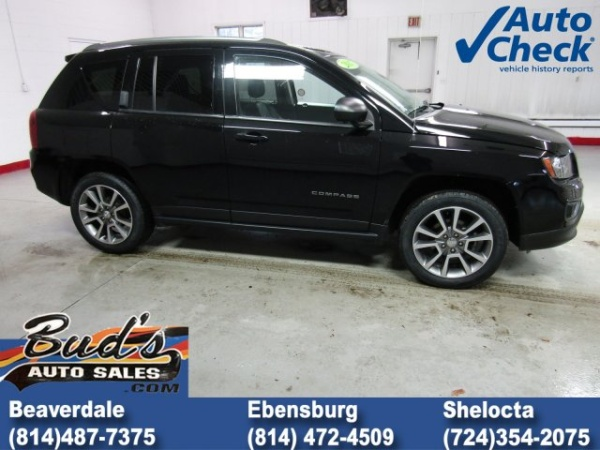 2017 Jeep Compass in Shelocta, PA