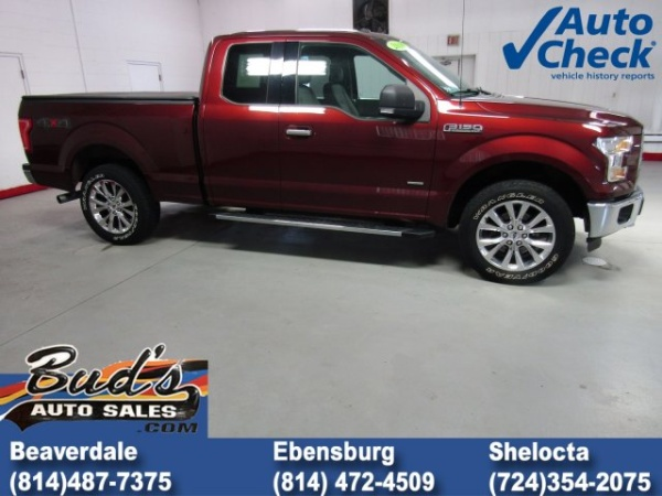 2016 Ford F-150 in Shelocta, PA