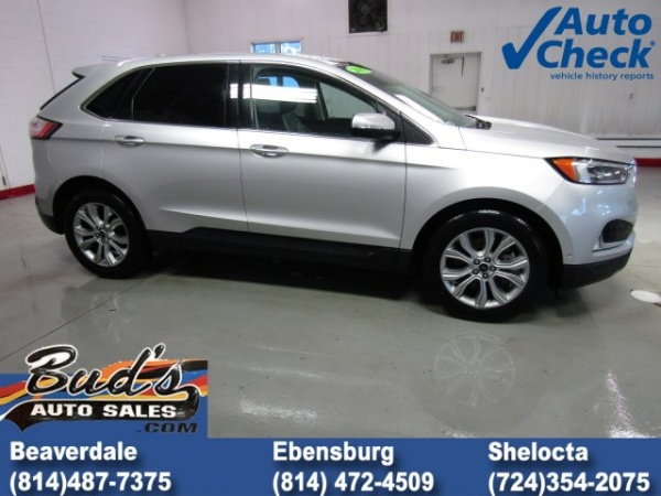 2019 Ford Edge in Shelocta, PA