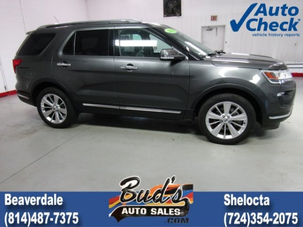 2019 Ford Explorer in Shelocta, PA