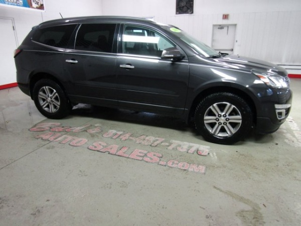 used chevrolet traverse for sale in altoona pa u s news world report. Black Bedroom Furniture Sets. Home Design Ideas