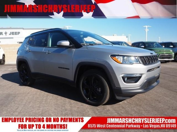 2020 Jeep Compass in Las Vegas, NV