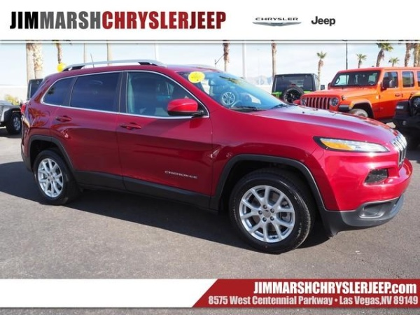 2017 Jeep Cherokee in Las Vegas, NV