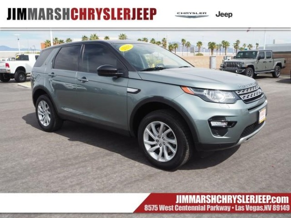 2016 Land Rover Discovery Sport in Las Vegas, NV