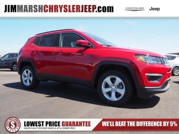 2019 Jeep Compass in Las Vegas, NV