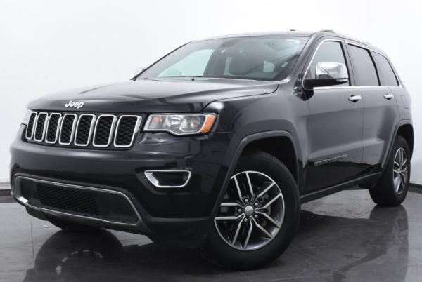 2018 Jeep Grand Cherokee in Elizabeth, NJ