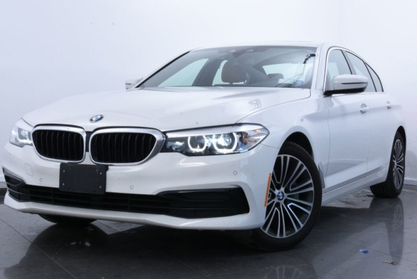 2019 BMW 5 Series in Elizabeth, NJ