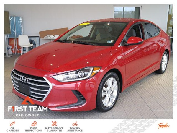 2017 Hyundai Elantra in Suffolk, VA