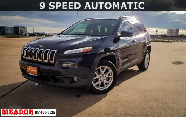 2016 Jeep Cherokee in Fort Worth, TX