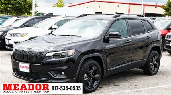 2020 Jeep Cherokee in Fort Worth, TX