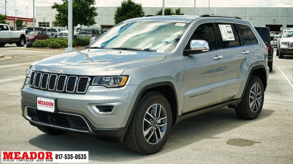 2020 Jeep Grand Cherokee in Fort Worth, TX