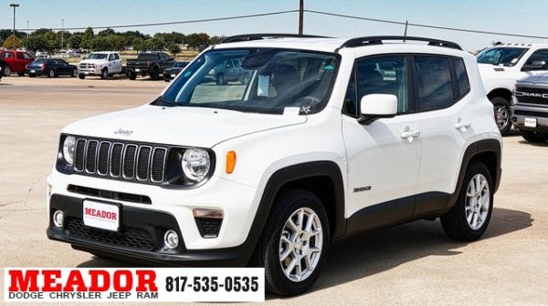 2019 Jeep Renegade in Fort Worth, TX
