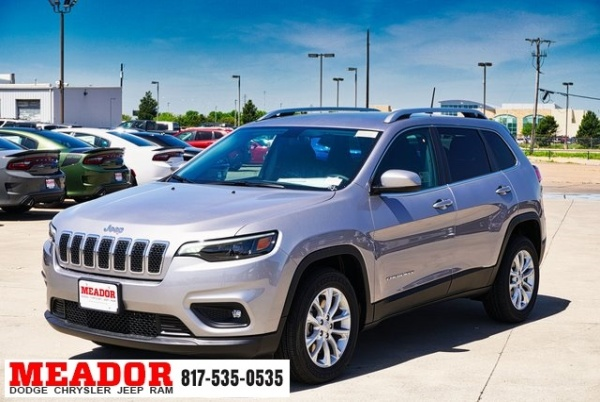 2019 Jeep Cherokee in Fort Worth, TX