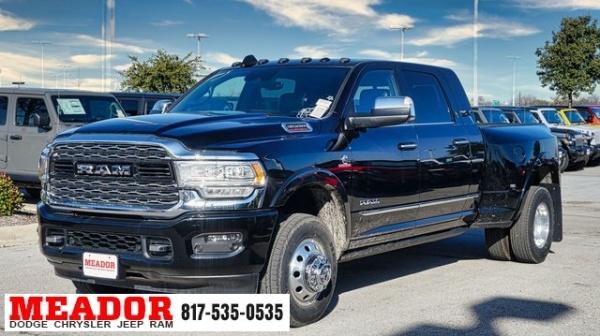 2019 Ram 3500 in Fort Worth, TX