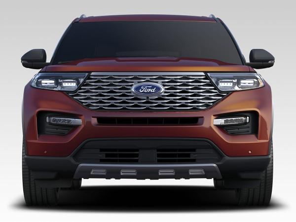 2020 Ford Explorer in Dallas, TX
