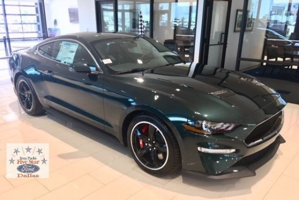 2019 Ford Mustang in Dallas, TX