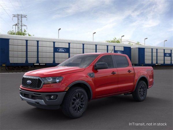 2020 Ford Ranger in Dallas, TX