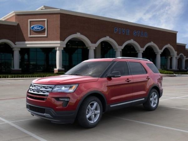 2019 Ford Explorer in Dallas, TX