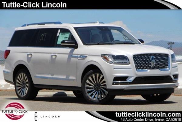 2019 Lincoln Navigator Reserve 4WD For Sale in Irvine, CA