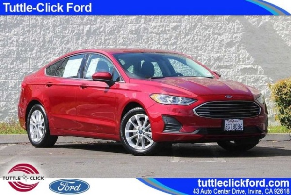 Used 2019 Ford Fusion for Sale in Riverside, CA | U S  News