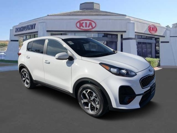 2020 Kia Sportage in Escondido, CA