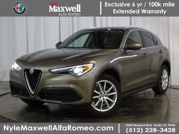 2019 Alfa Romeo Stelvio in Austin, TX