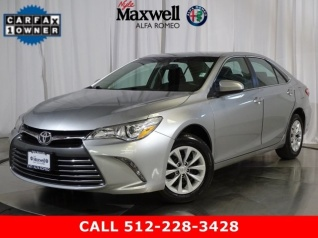 2017 Toyota Camry Le I4 Automatic For In Austin Tx