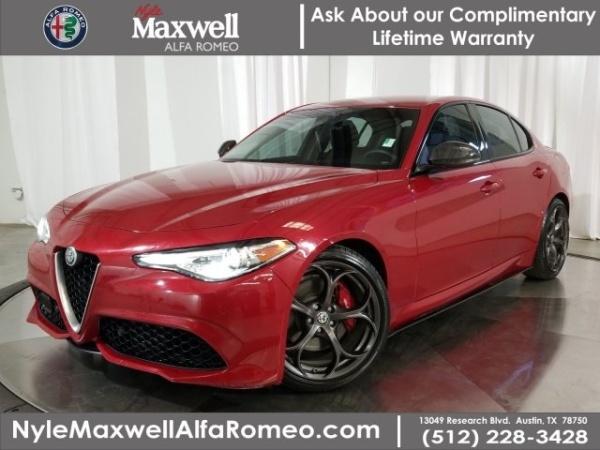 2017 Alfa Romeo Giulia in Austin, TX