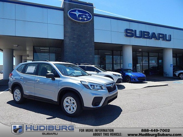 2020 Subaru Forester in Oklahoma City, OK