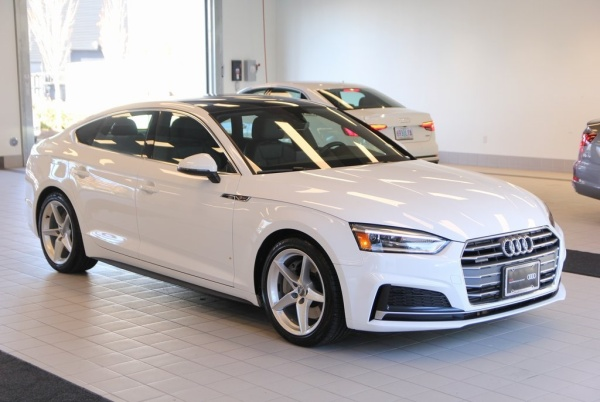 2018 Audi A5 in Beaverton, OR