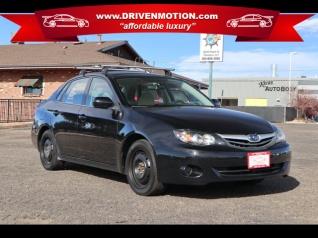 2011 Subaru Impreza 25i Sedan Auto For Sale In Thornton CO