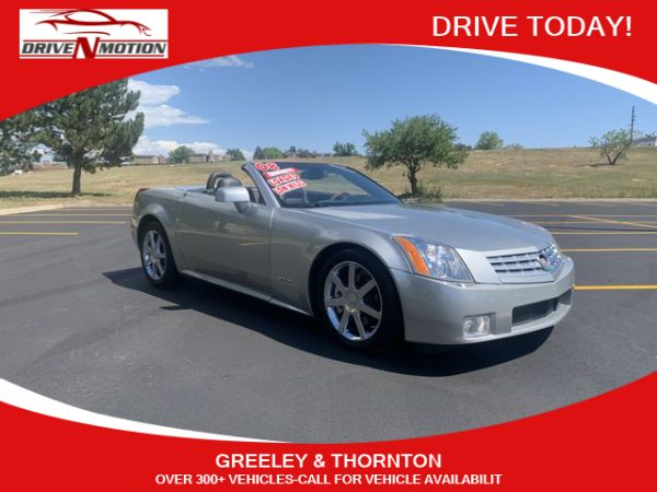 Greeley Car Dealerships >> 2008 Cadillac XLR Prices, Reviews & Listings for Sale | U.S. News & World Report
