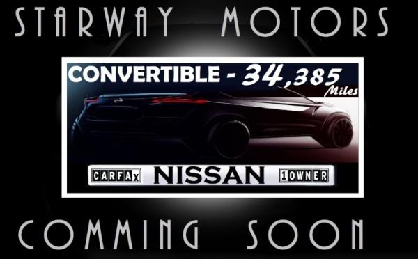 2014 Nissan Murano CrossCabriolet Base