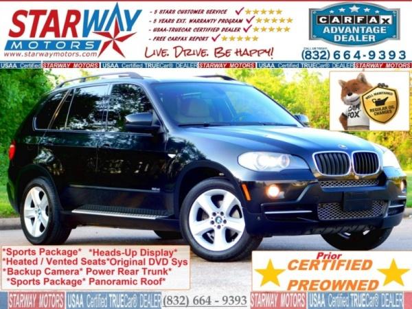2008 Bmw X5 3 0si Awd For Sale In Houston Tx Truecar