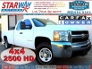 2007 Chevrolet Silverado 2500HD WT Extended Cab Standard Box 4WD for Sale in Houston, TX