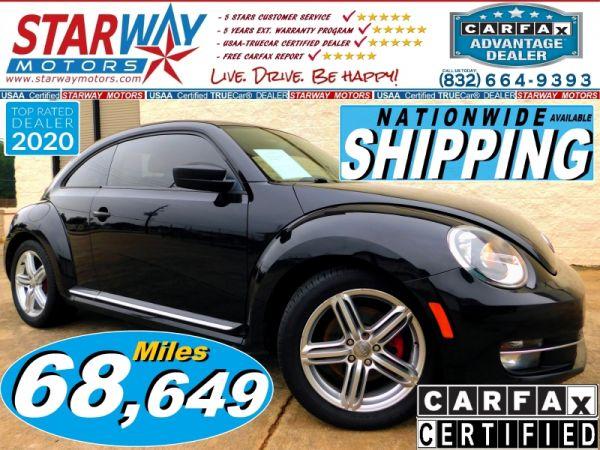 2012 Volkswagen Beetle in Houston, TX