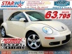 2006 Volkswagen New Beetle 2.5 Convertible Automatic (PZEV) for Sale in Houston, TX